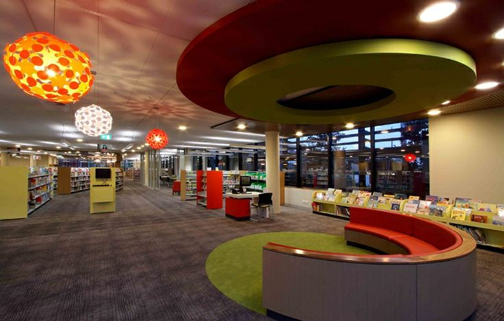 Rouse Hill Library & Community Centre, Sydney, Australia