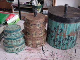 238 best images about insp papier mache on pinterest for How to make paper mache waterproof