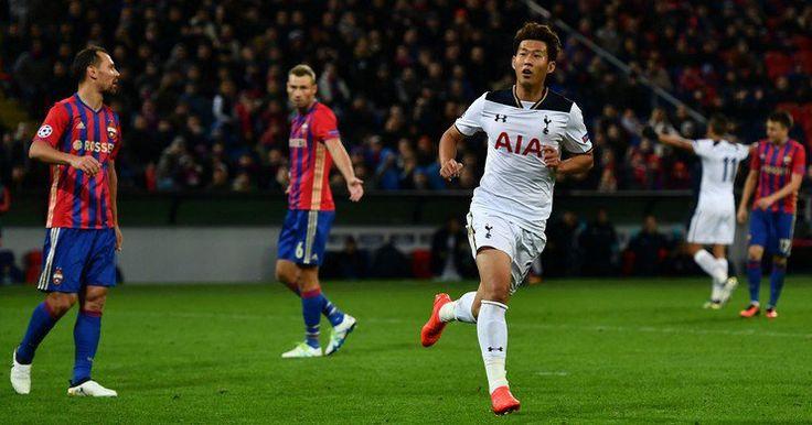 Liga Champions: Tottenham Raih Tiga Poin di Markas CSKA Berkat Gol Son Heung-min -  http://www.football5star.com/liga-champions/liga-champions-tottenham-raih-tiga-poin-di-markas-cska-berkat-gol-son-heung-min/89308/