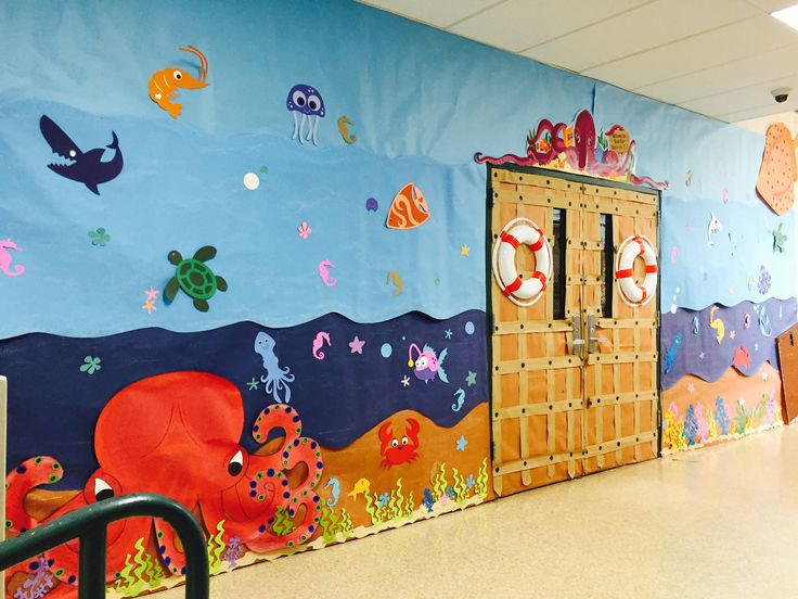 Our Under the Sea scholastic bookfair