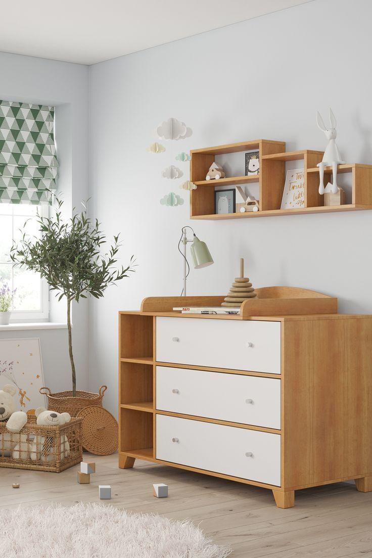 Stauraum im Kinderzimmer smart gestalten – Holzconnection – Dekoration – Wohnzimmer