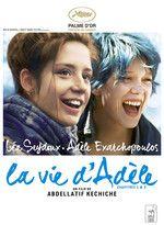 La Vie d'Adèle - Chapitres 1+2. Me encantan las partes filosóficas y las actrices....por lo demás es un poco fuerte