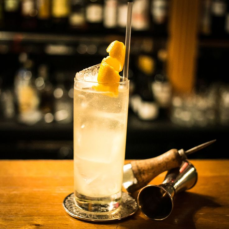 Many of those experts say the strong taste of the gin makes it ideal in a cocktail as its well-rounded flavour pushes through other ingredients.  Here are nine of our favourite cocktails made with different brands of Old Tom Gin.
