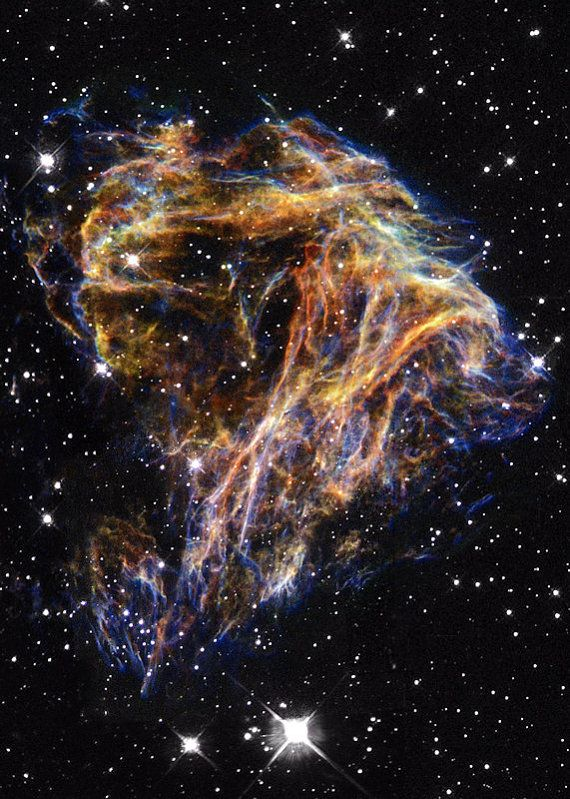 Celestial Fireworks Hubble Space Telescope Astronomy