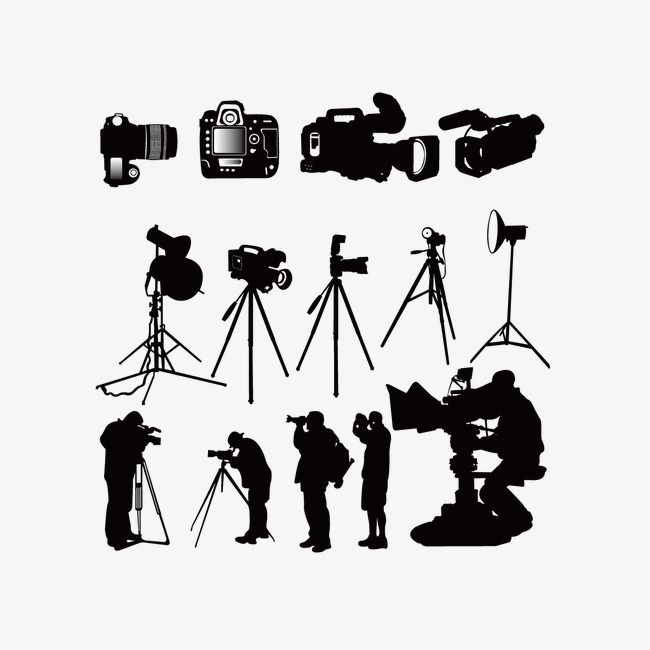 Cameras And Camera Man Camera Vector Man Vector Camera Clipart Png And Vector With Transparent Background For Free Download Man Vector Clip Art Male Art