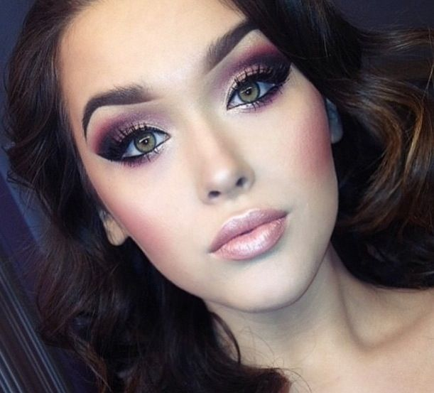 Gorgeous makeup by jtheresax33