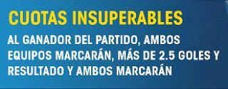 el forero jrvm y todos los bonos de deportes: william hill Cuotas Insuperables futbol febrero