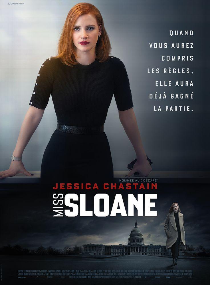 Elizabeth Sloane est une femme d'influence brillante et sans scrupules qui opère dans les coulisses de Washington.Face au plus grand défi de sa carrière, elle va redoubler de manigances et manipulations pour atteindre une victoire qui pourrait...