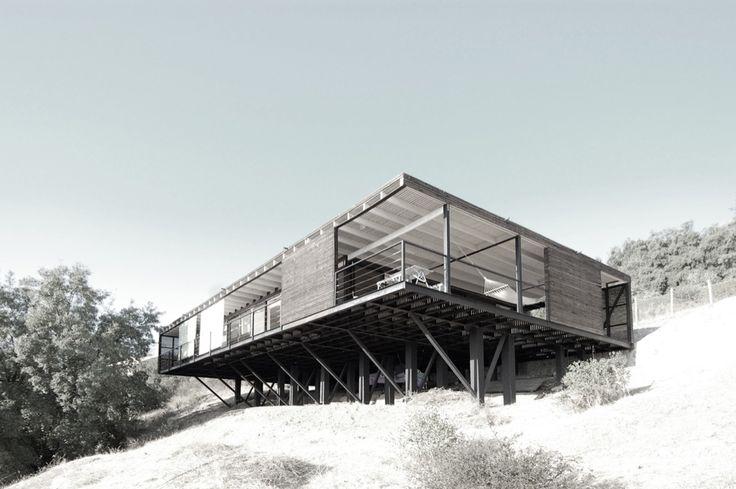 Casa Raul by Mathias Klotz