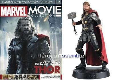 Marvel movie #collection #4 thor figurine magazine chris #hemsworth #eaglemoss ne,  View more on the LINK: http://www.zeppy.io/product/gb/2/351770553420/