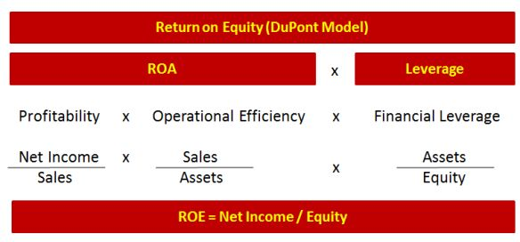 What is return on equity (ROE)?