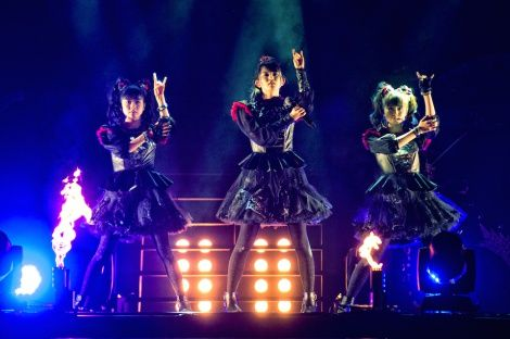 画像・写真   BABYMETAL、日本人初のウェンブリー公演 1万2000人熱狂 1枚目   ORICON STYLE