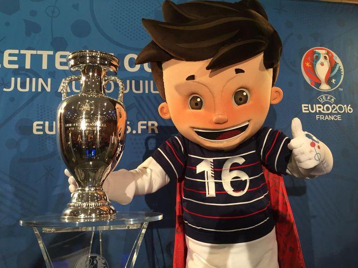 Tout est à propos de l'UEFA EURO 2016
