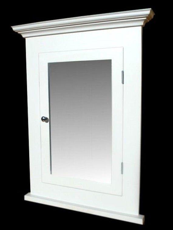 88odle4dcxvysm White recessed medicine cabinet