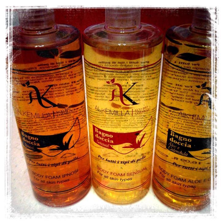 Alkemilla Eco Bio Cosmetic da The Beauty Parlor Bioprofumeria www.thebeautyparlor.it