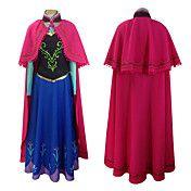 Frozen+Arendelle+Princess+Anna+Cosplay+Costum...+–+CAD+$+202.48