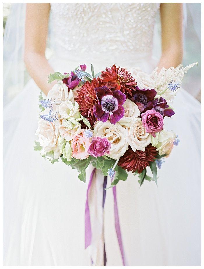 Kelli + Daniel Taylor Photography, LLC Blog » Birmingham-based wedding photography. Bridal session at Birmingham Botanical Gardens. Florals by Mandy Busby.