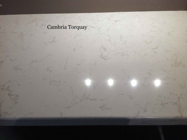 Cambria torquay slab 1 copy cucina pinterest marbles for How much does cambria quartz cost