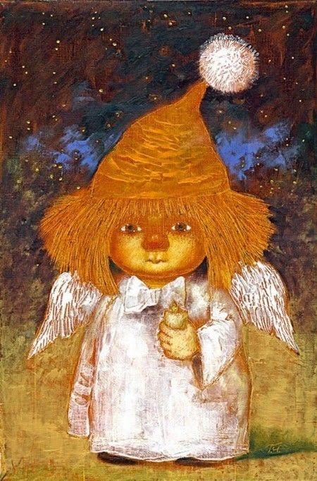 Солнечный Ангел – хранитель земного счастья