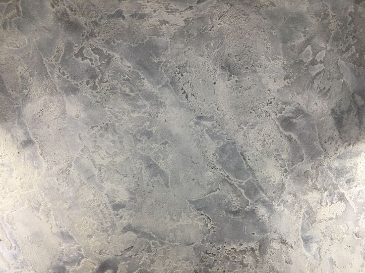 Venusian Marble With Metallic Pitted Finish Up Close