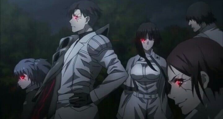 Urie's squad || First new look at Tokyo Ghoul :re season 2