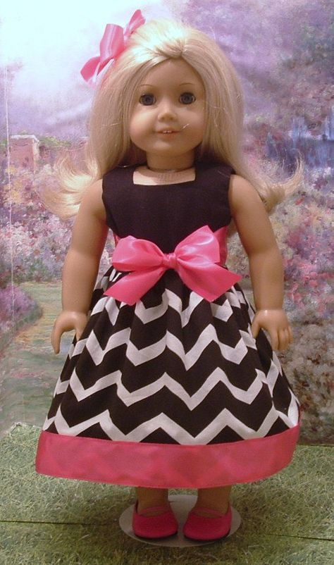 Pink and Black Special Occasion Dress for by MyGirlClothingCo