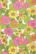 Lana | I love the 70s | Motifs du papier peint | Papier peint des années 70