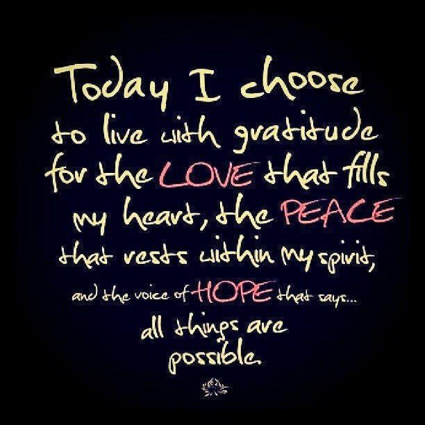 Beautiful words <3  What are You Grateful for Today?  Take the 30 day Gratitude Challenge Today...  http://www.socgratitude.com/79741