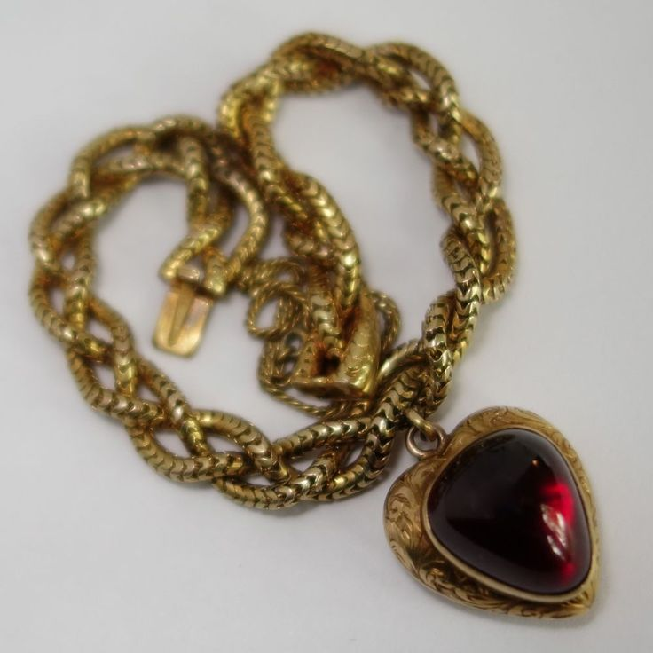 engraved byzantine lockets ruby silver pendant heart gerochristo locket solid gold sterling