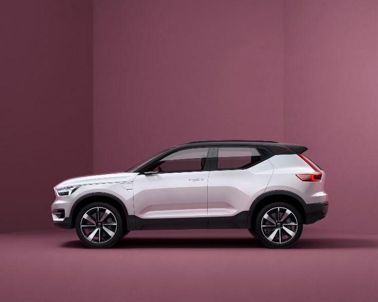 Volvo's small SUV concept