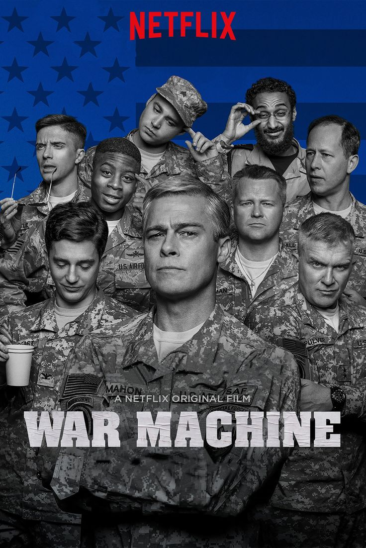 "War Machine    Details  Casting  Photos Release Date  26 May 2017 (2 h 02 min) Directed by  David Michôd Starring  Brad Pitt, Anthony Hayes, John Magaro Writer  — Composer  — Genres … Continue reading ""War Machine"""
