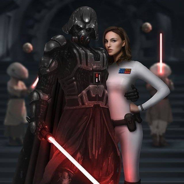 What if... #starwars #star #wars #stormtrooper #jedi #sith  #blackseries #starwarsfan #yoda #art #r2d2 #hansolo #bobafett #lukeskywalker #geek #forcefriday #cosplay #darkside #chewbacca #starwarday #lightsaber #toys #theforce #instagood #kyloren #thelastjedi #c3po #clonetrooper #Clone #rogueone