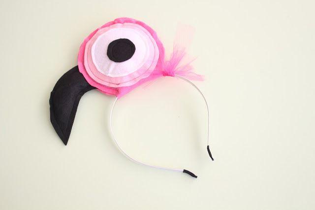 חפושות לפורים | תחפושת פלמינגו ניתן לרכוש את התחפושות באתר יצירתילי DIY flamingo costume