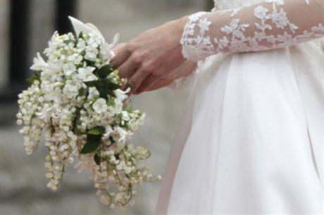 El secreto del ramo de la novia - Hola.com.ar