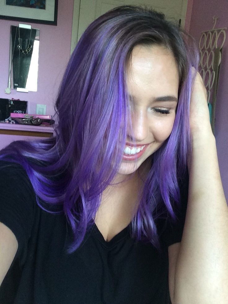 purple and black hair styles best 25 bright purple hair ideas on bright 1979 | c7bd1ec7999e7b06aaac6cddea33e0ad bright purple hair roots