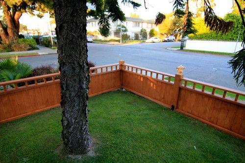 De 25 Bedste Id Er Inden For Front Yard Fence P