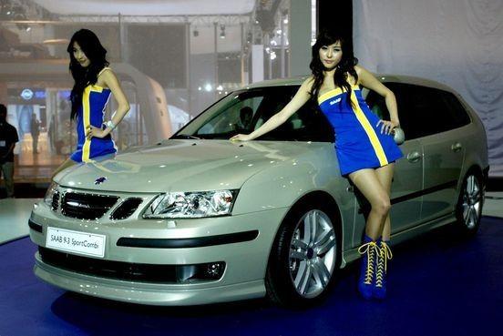Saab 9 3 Sport Combi Saab 9 3 Cheer Skirts Fashion