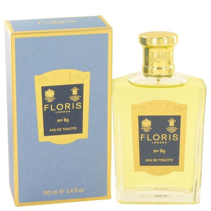 Floris No 89 by Floris Eau De Toilette Spray 3.4 oz