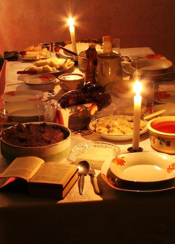Christmas Eve Food In Spain: 28 Best 2013 Christmas Eve Dinner Idea Images On Pinterest