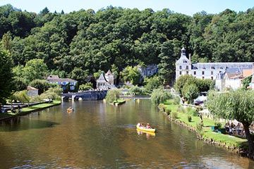Brantôme in the Dordogne. Visitng soon for a few days