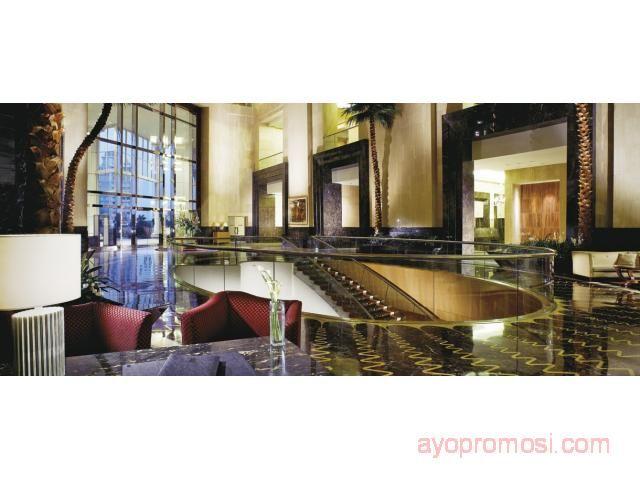 The Ritz Carlton Jakarta Hotel Ayopromosi Gratis