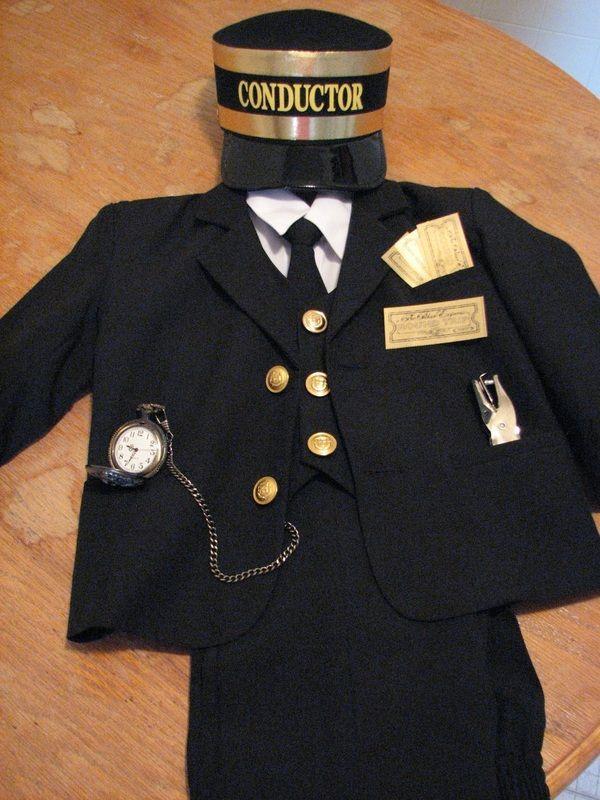 best 25  train conductor costume ideas on pinterest