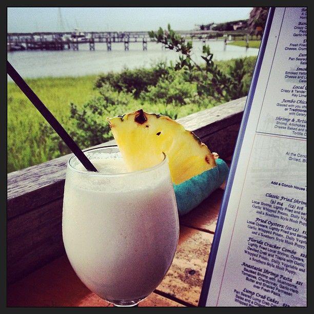 Conch House Restaurant in St. Augustine, FL