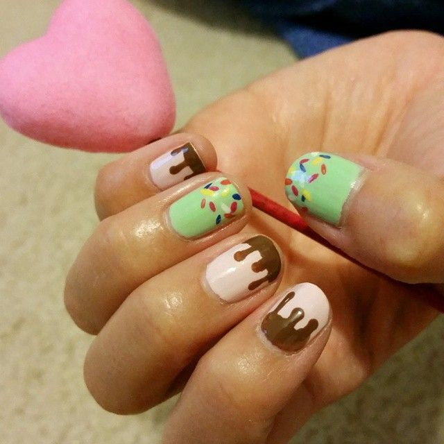 74 best nail designs for short nails images on pinterest there are many fantastic cute ideas for short nails so you do not need to be afraid to experiment with your manicure just because your nails are short prinsesfo Gallery