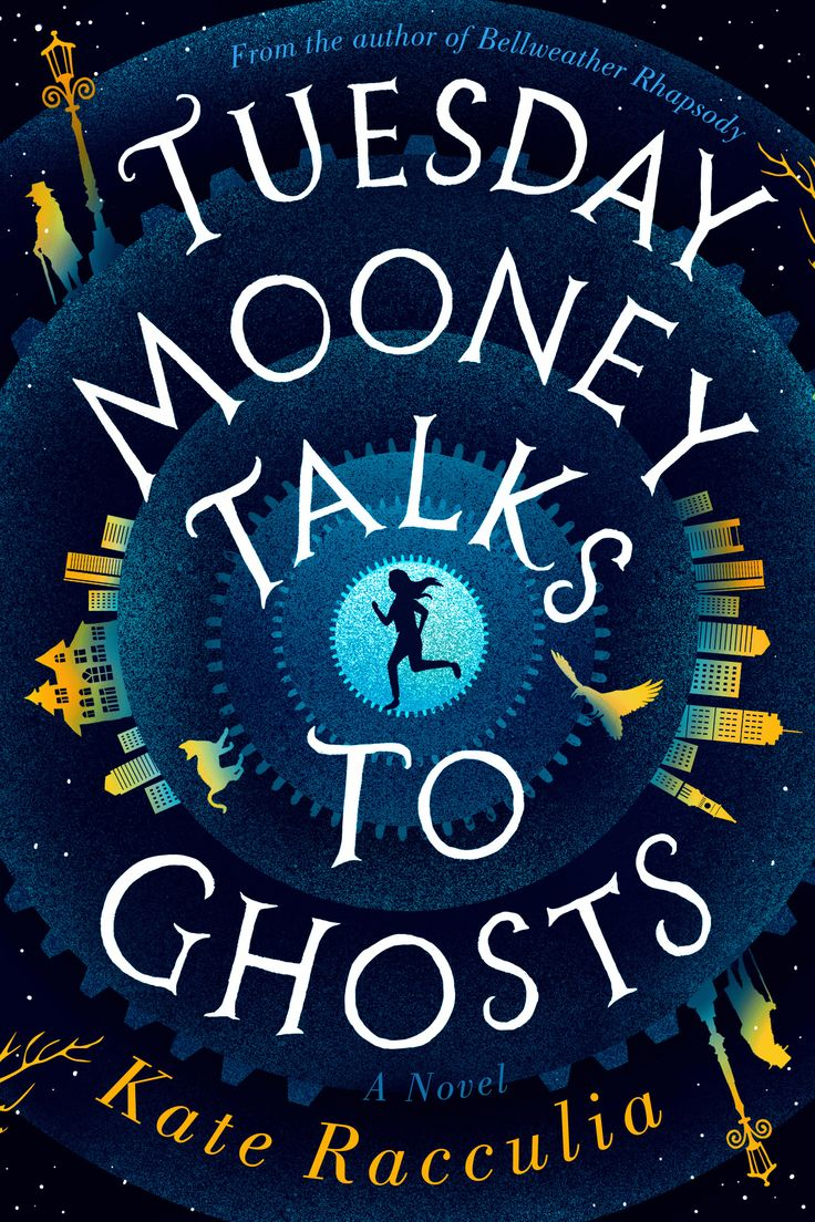 Tuesday Mooney Talks to Ghosts HMH Books Fallen book