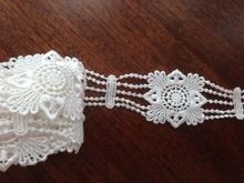Wedding Venice Embroidery Lace Trims