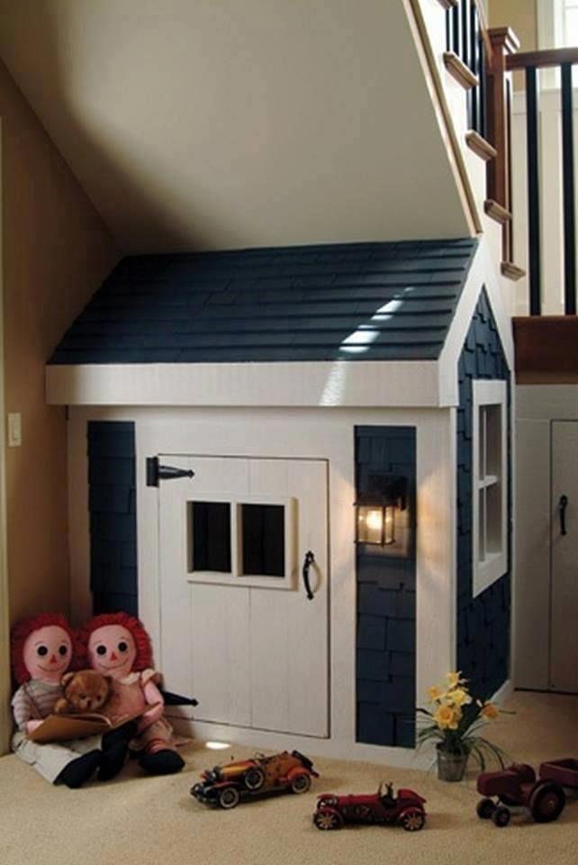 Indoor Playhouse For Children #childrensindoorplayhouse