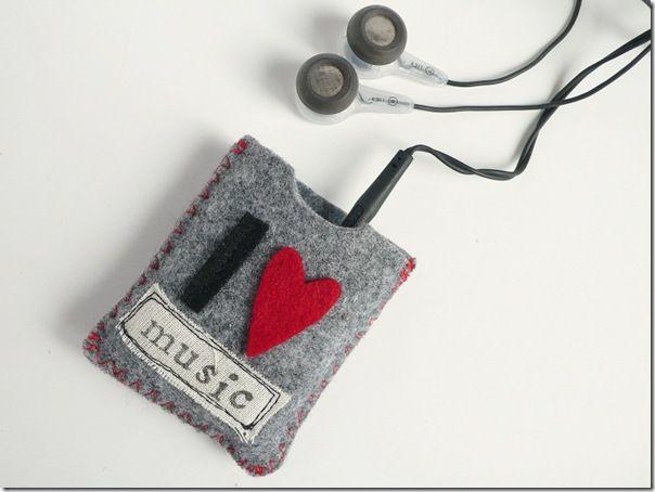 cafe creativo - sizzix big shot - ipod case felt (1)
