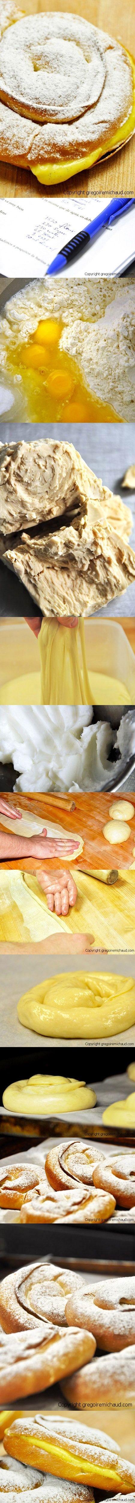 Cómo hacer ensaimadas / baking ensaimadas