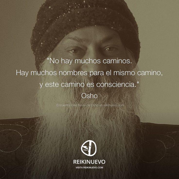 Osho: Consciencia http://reikinuevo.com/osho-consciencia/